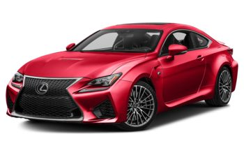 2017 Lexus RC F - Infrared