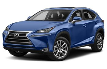 2017 Lexus NX 200t - Ultrasonic Blue Mica