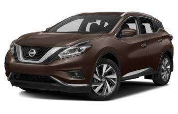 2017 Nissan Murano - Java Metallic