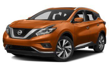2017 Nissan Murano - Pacific Sunset Metallic