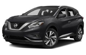 2017 Nissan Murano - Magnetic Black Metallic