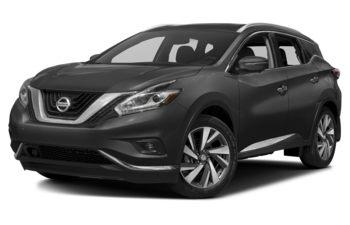 2017 Nissan Murano - Gun Metallic
