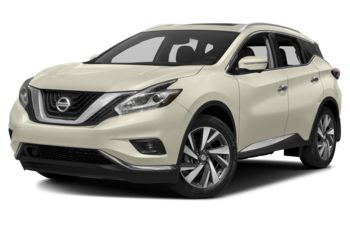 2017 Nissan Murano - Pearl White