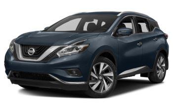2017 Nissan Murano - Arctic Blue Metallic
