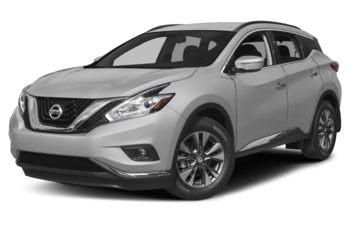 2017 Nissan Murano - Brilliant Silver Metallic