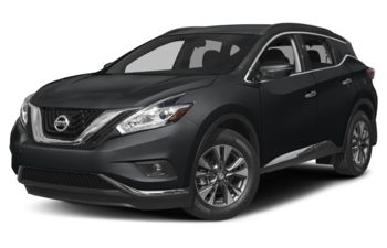 2017 Nissan Murano - Magnetic Black Metallic