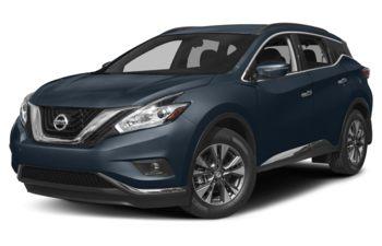 2018 Nissan Murano - Arctic Blue Metallic