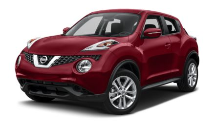 2017 Nissan Juke SV
