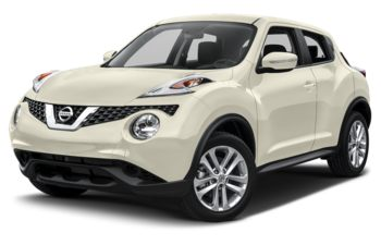 2017 Nissan Juke - Pearl White
