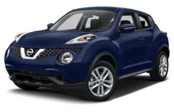 2017 Nissan Juke - Cosmic Blue Metallic