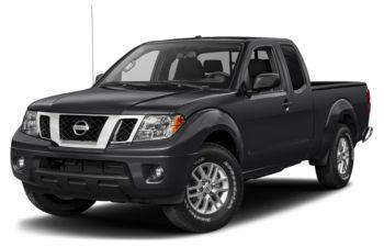 2017 Nissan Frontier - Magnetic Black Metallic