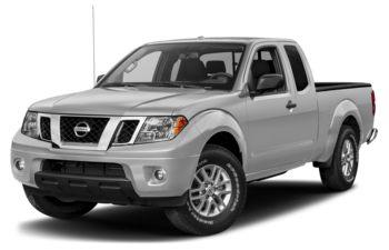 2017 Nissan Frontier - Brilliant Silver Metallic