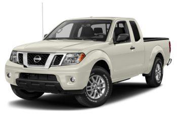 2017 Nissan Frontier - Glacier White