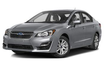 2016 Subaru Impreza - Ice Silver Metallic