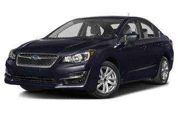 2016 Subaru Impreza - Dark Blue Pearl