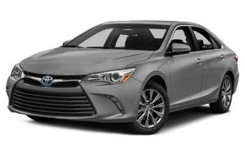 2017 Toyota Camry Hybrid - Celestial Silver Metallic