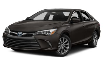 2017 Toyota Camry Hybrid - Pre-Dawn Grey Mica