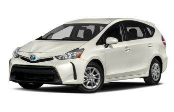 2018 Toyota Prius v - N/A