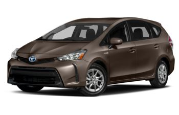 2018 Toyota Prius v - Toasted Walnut Pearl