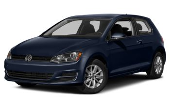 2017 Volkswagen Golf - Night Blue Metallic