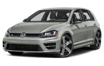 2017 Volkswagen Golf R - Reflex Silver Metallic