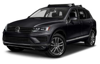 2017 Volkswagen Touareg - Deep Black Pearl