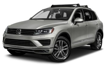 2017 Volkswagen Touareg - Canyon Grey Metallic