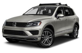 2017 Volkswagen Touareg - Tungsten Silver Metallic