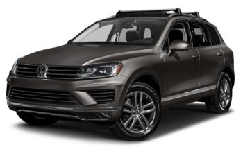 2017 Volkswagen Touareg - Black Oak Brown Metallic