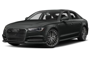 2018 Audi A6 - Mythos Black Metallic