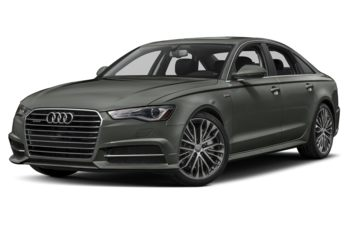 2018 Audi A6 - Daytona Grey Pearl Effect