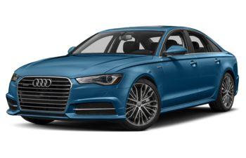 2018 Audi A6 - Sepang Blue Pearl Effect/Mugello Blue
