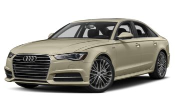 2017 Audi A6 - Diamond Beige