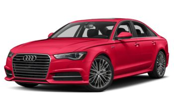 2018 Audi A6 - Misano Red Pearl Effect