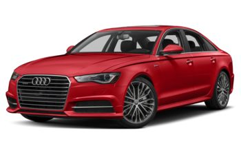 2018 Audi A6 - Matador Red Metallic