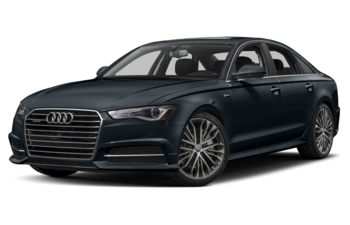 2018 Audi A6 - Moonlight Blue Metallic