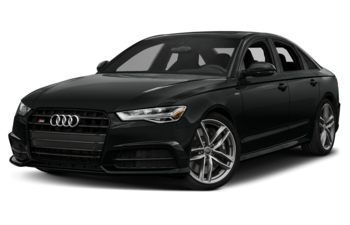 2018 Audi S6 - Mythos Black Metallic