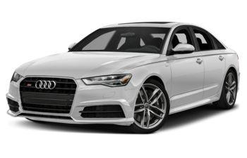 2018 Audi S6 - Glacier White Metallic