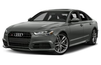 2018 Audi S6 - Daytona Grey Pearl Effect