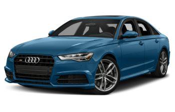 2018 Audi S6 - Sepang Blue Pearl Effect