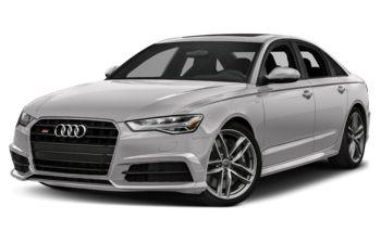 2018 Audi S6 - Florett Silver Metallic