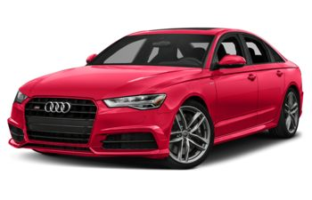 2018 Audi S6 - Misano Red Pearl Effect
