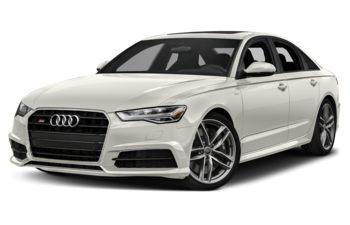 2018 Audi S6 - Ibis White