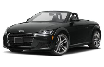 2018 Audi TT - Mythos Black Metallic/Black Roof