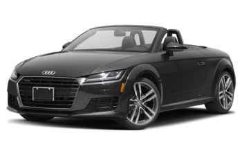 2018 Audi TT - Nano Grey Metallic w/Black Roof