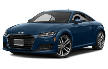 2018 Audi TT - Scuba Blue Metallic