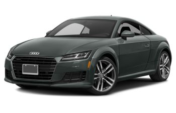 2018 Audi TT - Monsoon Grey Metallic