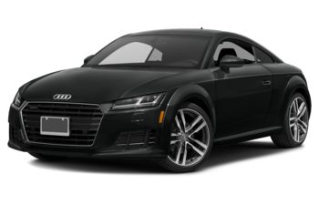 2018 Audi TT - Mythos Black Metallic