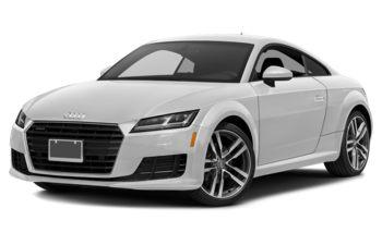 2018 Audi TT - Glacier White Metallic