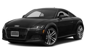 2018 Audi TT - Brilliant Black